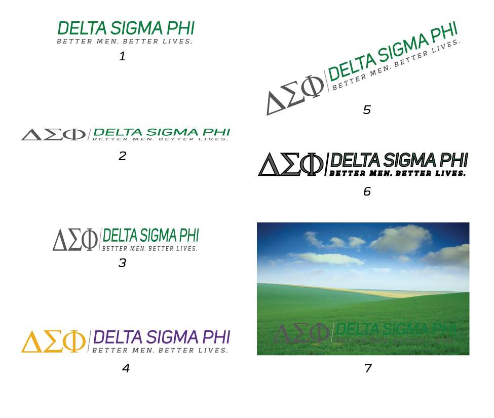 Branding Delta Sigma Phi